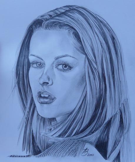 Kristen Stewart par AdrianaB